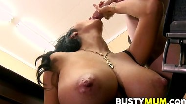 Ava Addams has big tits