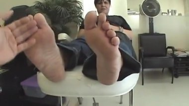 indian milf feet