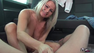 Zaira Conner Gets Wild During Hot Car Sex