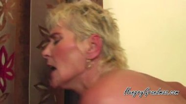 Mature Lady Riding Young Lover