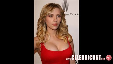 Beautiful Scarlett Johansson Nude Displaying Her Big Boobs And Celebrity Fu