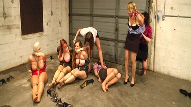 5th MILF Overpowered and Warehouse Tied!