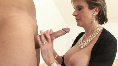 LADY SONIA Made him Cum in my mouth