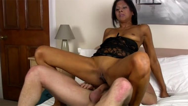 Anilos - Hard Fuck And Real Orgasm For Mature Cougar