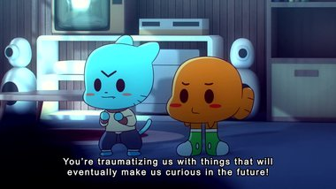 Manyakis Amazing World of Gumball Tumblr