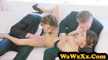 WaWxXx.Com - Janice Griffith's double penetration fantasy -a HardCore Sex