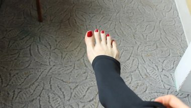 The most beautiful Feet