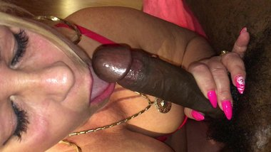 Sloppy Top On Bbc From Milf