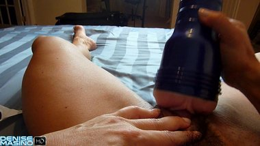 Denise Masino FleshLight POV Part 2