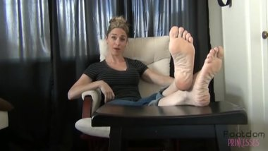 Wrinkled soles for you.