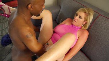 She loves her BBC cock